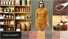 FALL/WINTER 2015/2016 COLOUR FORECAST
