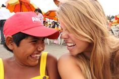 Pretty much my favorite chick under 8 in Mexico! =D