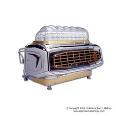 Faema modello Tartaruga 1959 Collezione Enrico Maltoni - I was born in the wrong era!!!!!