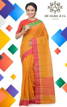 5067658447 Arni cotton Saree Price : Rs 1,540.00 Saree SKU : AA0031414 For More  Collection Visit :