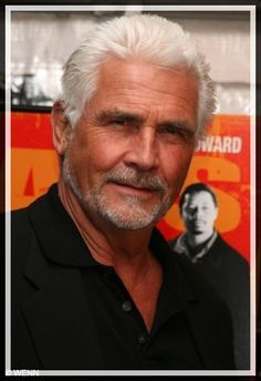James Brolin is an American actor, producer and director, best known for his roles in film and television, including sitcoms and soap operas. He is the father of actor Josh Brolin and husband of singer/actress Barbra Streisand. Famous Men, Famous Faces, James Brolin, Josh Brolin, Barbara Streisand, Tv Star, Cinema, Actrices Hollywood, Older Men