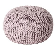 Buy Heart of House Knitted Pod - Lavender at Argos.co.uk, visit Argos.co.uk to shop online for Footstools, Sofas, armchairs and chairs, Home and garden