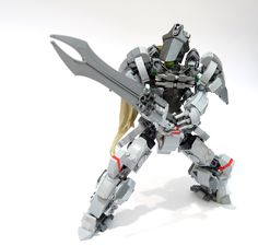 Ixia the knight mech. | by chubbybots