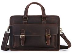 Laptop Briefcase, Leather Briefcase, Laptop Tote, Men's Leather, Handbags For Men, Leather Handbags, Office Bags For Men, Ipad Bag, Classic Handbags