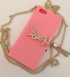 YSL Iphone 5c case from storenvy $28