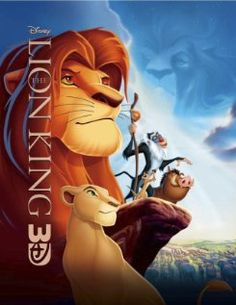 The Lion King 1994 Watch Full Movie Online ! It's FREE !