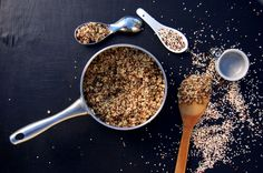 Slather Yourself With Love + Perfect Quinoa Every Time (and what to do with it) - Clean Food Dirty Girl