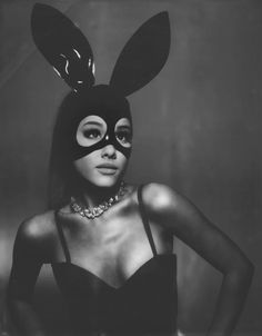 """Ariana Grande in the promotional photoshoot for """"Dangerous Woman"""" - 2016"""