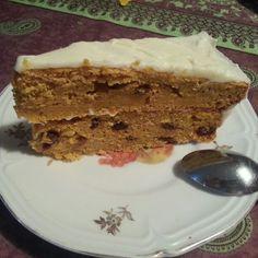 Pastel de zanahoria con Stevia | Cocina