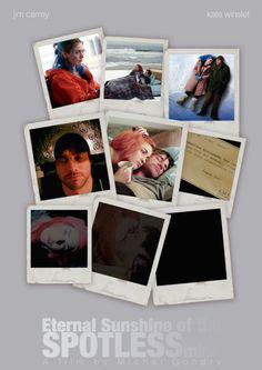 Minimalist Poster - Eternal Sunshine of the spotless mind