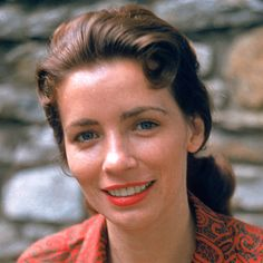 June Carter Cash -- Singer, songwriter, and wife of Johnny Cash.  Daughter of famous Carter Family singers and musicians.