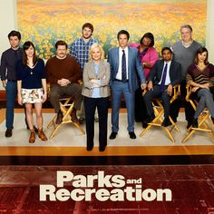 Parks and Recreation - season 5! <3