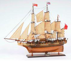 HMS Bounty Tall Ship  #HMSBounty #TallShip #ShipModel #FamousShip