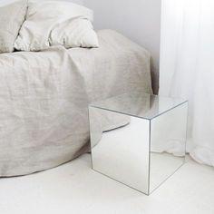 DIY Mirror Cube Tutorial | designoform
