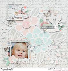 Loving You is easy | Love always layout | Anna Komenda