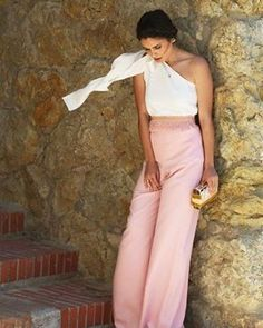 Beautiful Dresses, Nice Dresses, Summer Dresses, Pretty Outfits, Cool Outfits, Fashion Pants, Fashion Outfits, Lil Black Dress, Outfits Mujer