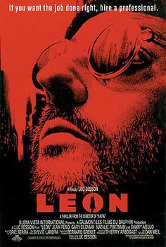A great poster! Luc Besson directs Jean Reno and Gary Oldman in the critically-acclaimed 1994 French-English film Leon: The Professional! Need Poster Mounts. Jean Reno, See Movie, Movie Tv, Leon The Professional, Professional Poster, Cinema Posters, Movie Posters, Luc Besson, Power Trip