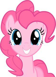 Pinkie Pie from My Little Pony Friendship is Magic (Ginjinka Version)