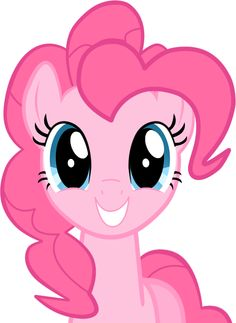 Pinkie Pie from My Little Pony Friendship is Magic (Ginjinka Version)