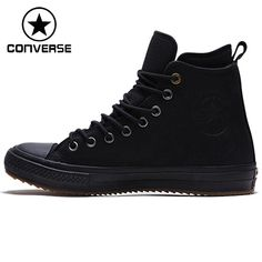 e8e506b8579 Original New Arrival 2017 Converse Men s Skateboarding Shoes Leather  Sneakers