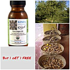 ANNIVERSARY SALE: Buy 1 Get 1 Free -KENZA Pure Argan oil http://www.kenza-puremoroccanbeautyoils.com/products/argan-oil Free shipping on order $30+ (Continental US) - $24 Flat International Shipping Fee (Up to 4 items)  Sale Ends 12/24/13 - No code needed, I will include your free item with LOVE #arganoil #sale #freeshipping #shopforacause #begenerouslybeautiful