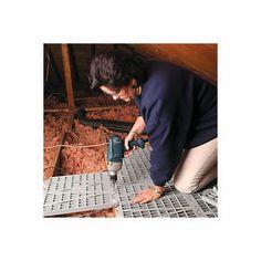 Attic Dek Attic Decking Attic Flooring Panels Installs Easily - Choose Size