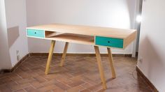 Nerdi Desk Price Range: 150€ Author: Supersonika License: By-SA-NC