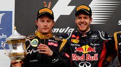 Bahrein- Sebastian-Vettel-faz-chifrinho-em-Kimi-Raikkonen-segundo-colocado.