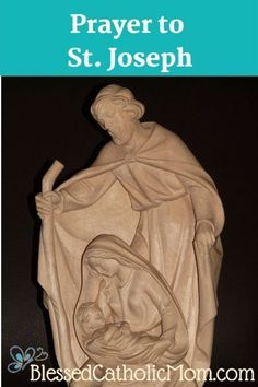 In this Prayer to St. Joseph, we ask him to help and guard us and our Catholic Church so that we may be holy and protected. Catholic Prayer Book, Catholic Marriage, Catholic Prayers, Catholic Saints, Jesus Prayer, Patron Saints, The Good Catholic, Deeper Life, Finding God