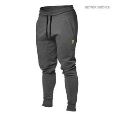 Better Bodies Men's Tapered Joggers from Saved to Devens wish list. Best Body Men, Mens Taper, Bodybuilding Clothing, Gym Tank Tops, Winter Hoodies, Mens Joggers, Well Dressed Men, Mens Sweatshirts, Alter