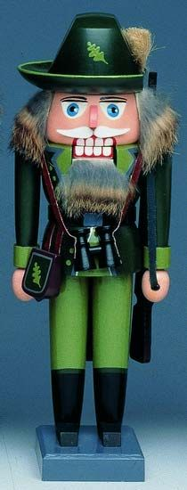 German Erzgebirge Nutcracker