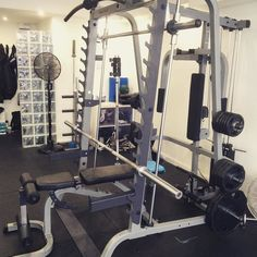 Well it's up! Now just need to have a little play before I incorporate it into client sessions #brighton #hove #fitness #bodysolid by empowerfitnessstudio