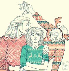 Well, Merry Christmas to me xD OT3 ftw! :3