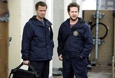 """CSI: NY - Season 5 - """"No Good Deed"""" - Carmine Giovinazzo, A.J. Buckley"""