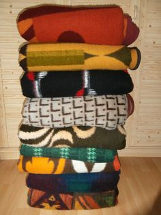 some of our DRALON blankets
