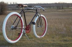 Vélocyclette - Page 1