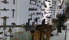 Il museo del legno di Cantù, per capire l'evoluzione dell'antico mestiere dell'artigiano mobiliere