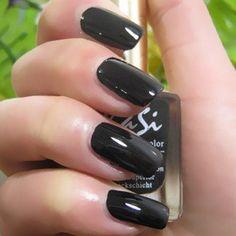 Black nail polish!!!!