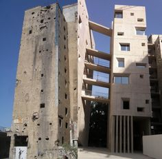 USJ Campus de L'Innovation et du Sport / 109 Architects with Youssef Tohmé