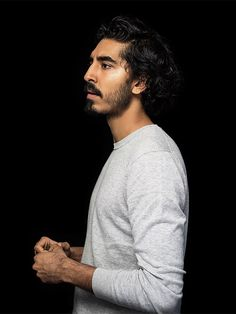Dev Patel photographed by Lionel Deluy.