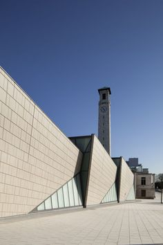 Sea City Museum | Wilkinson Eyre Architects