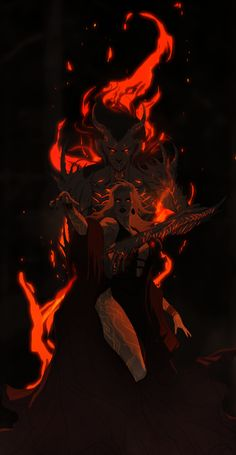 Aradia Elder witch and Demon Adram Adram belongs to HollowSystem Witches and Demons Dark Fantasy Art, Fantasy Artwork, Dark Art, Fantasy Character Design, Character Inspiration, Character Art, Arte Aries, Aradia, Arte Obscura