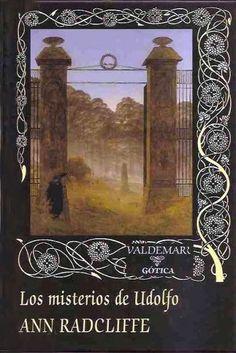 Los misterios de Udolfo. Editorial Valdemar