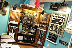 Dixie's Charms & More jewelry inside Gracie Lane