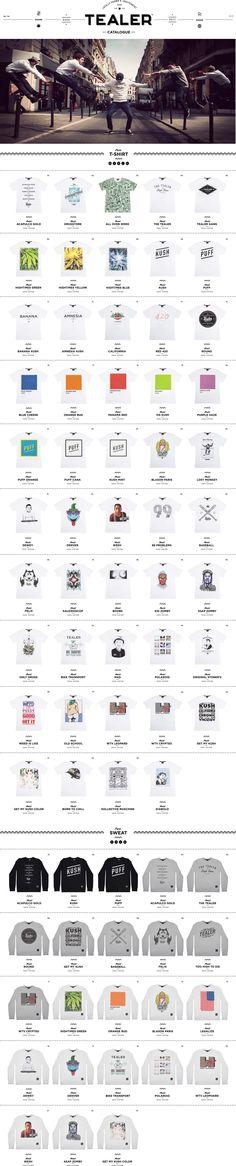 Tealer's Catalogue 2013