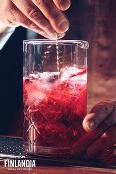 When celebrating your birthday, fill your bar cart with your favorite cocktail essentials. Include bottles of Finlandia Vodka to create a flavorful taste when mixing and stirring drinks. Click here to see step-by-step instructions for delicious recipes to serve your guests.