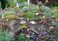 Inspiration for your fairy village.
