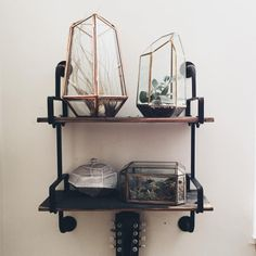 """ohhellokelsey: """"I might have a weakness for geometric trinkets. """""""