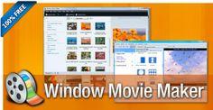 เครื่องมือสร้าง VDO อัจฉริยะของทาง #Microsoft แถมยังเป็นเครืองมือฟรีๆอีกด้วย ใครๆก็ใช้ตัวนี้ ตั้งแต่เรียนสมัย ม.ต้น ก็ยังใช้ จนถึงมหาวิทยาลัยก็ยังสอนกันเลย   ดาวน์โหลดโปรแกรม Movie Maker 2014 http://www.loadpai.com/download/movie-maker