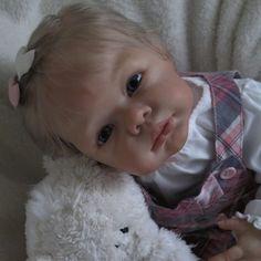 ♥ Doves Nursery ♥ Realistic Reborn Baby Girl ♥ Lila Sculpt by Romie Strydom ♥